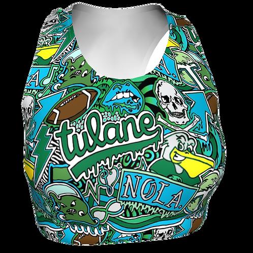 Tulane Sports Bra