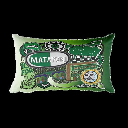 Mataponi Pillow