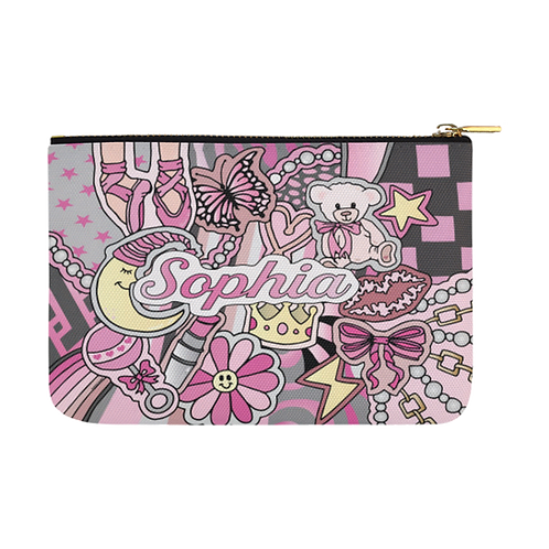 Baby Girl Lullaby Pouch (NEW!)