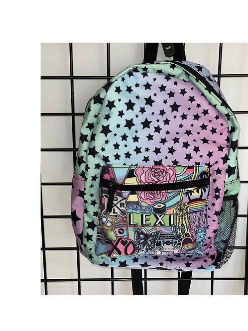 I Dream Backpack- Lexi