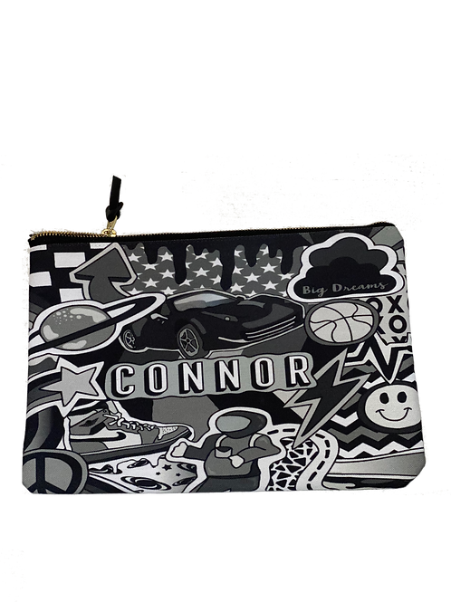 Out of This World- Connor Pouch