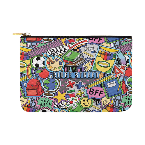 School's Cool Pouch (NEW!)