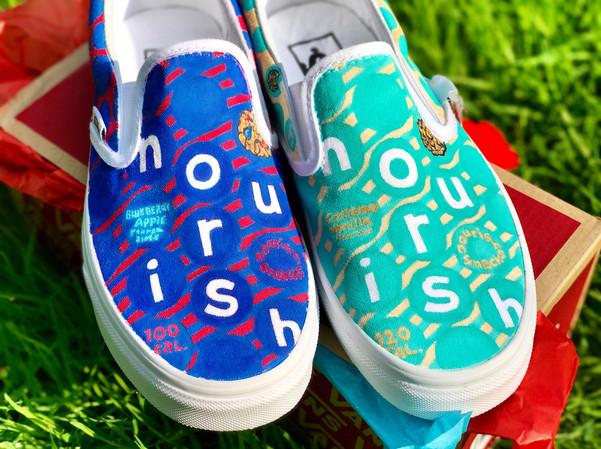 Nourish Promotional Kicks