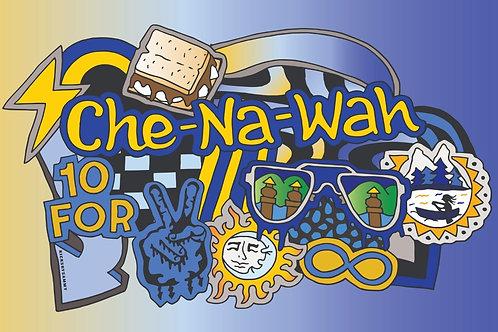 Che-Na-Wah Towel Wrap
