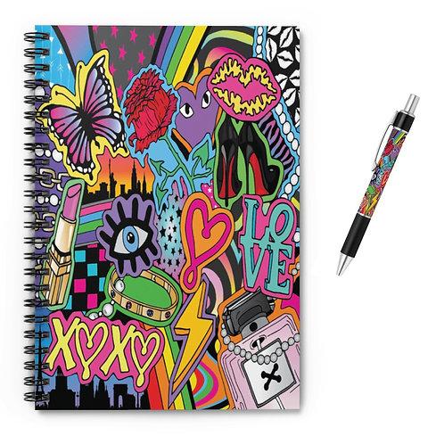 I Want It, I Need It Notebook & Pen (NEW!)