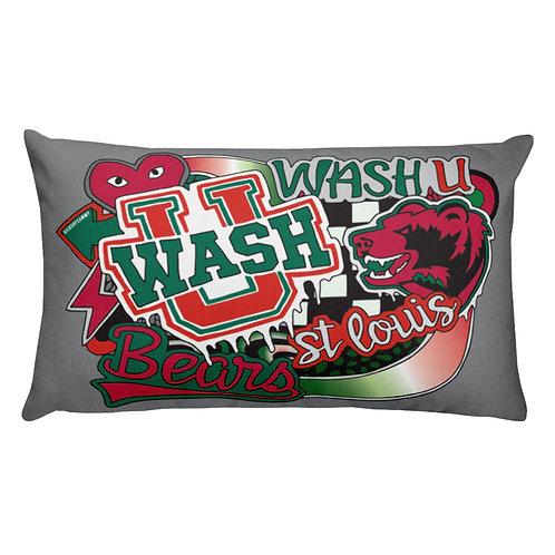 Wash U Pillow