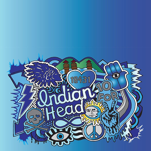 Indian Head Frame
