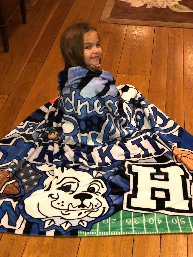 Franklin School Blankets