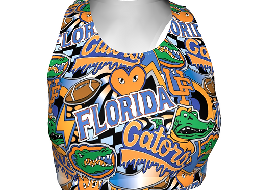 University of Florida Sports Bra
