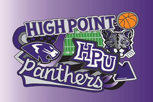 High Point Pillow Case
