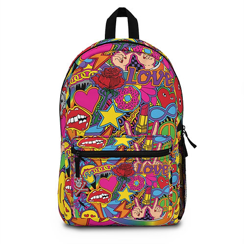 Love & Peace Backpack