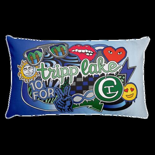 Tripp Lake Pillow