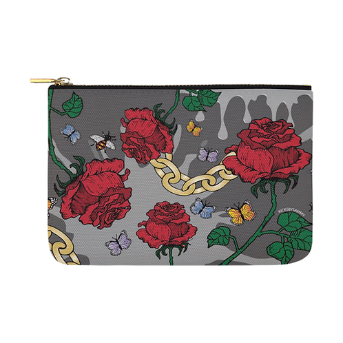 Rose & Chain Pouch