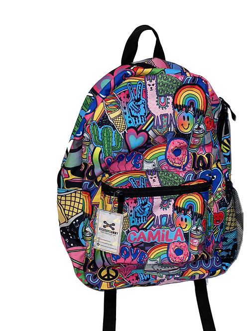 Lots of Love Backpack- Camila