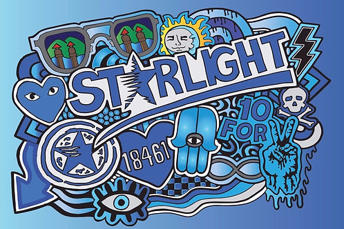 Starlight Blanket
