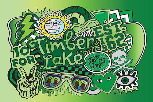 Timber Lake Blanket