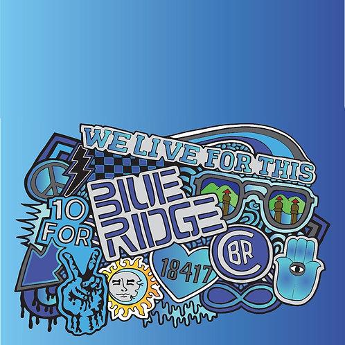 Blue Ridge Frame