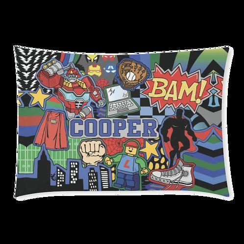Boom Bam Kapow Pillow Case