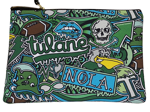 Tulane Large Pouch
