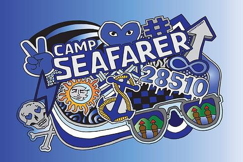Camp Seafarer Pouch