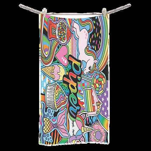 Rainbows & Unicorns Towel