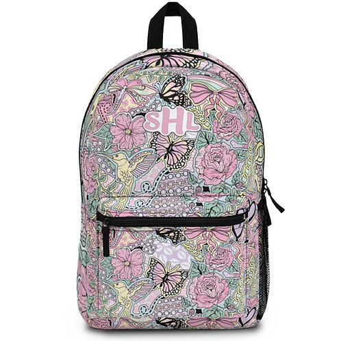 Flowers For All Backpack (NEW!)