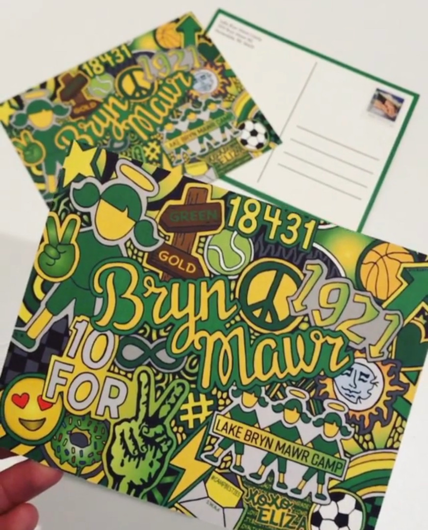 LBMC Postcards
