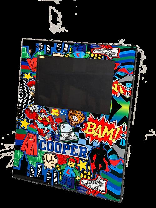 Boom Bam Kapow- Cooper Frame