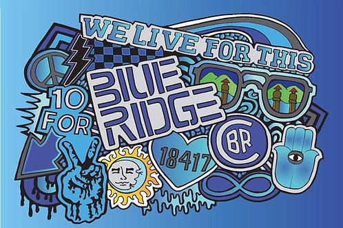 Blue Ridge Blanket