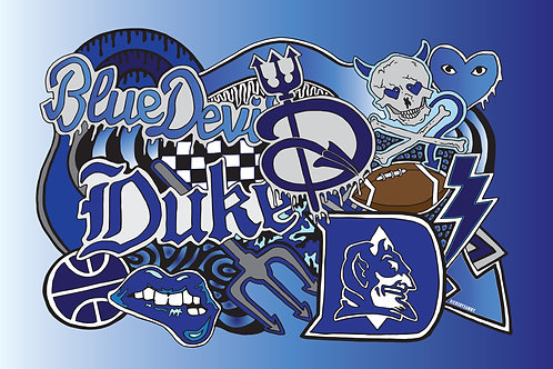 Duke Pillow Case