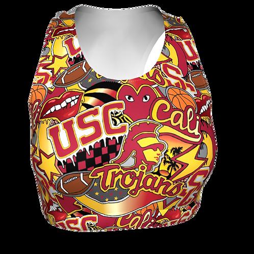 USC Sports Bra