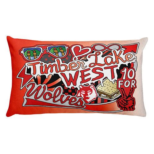 Timber Lake West Pillow