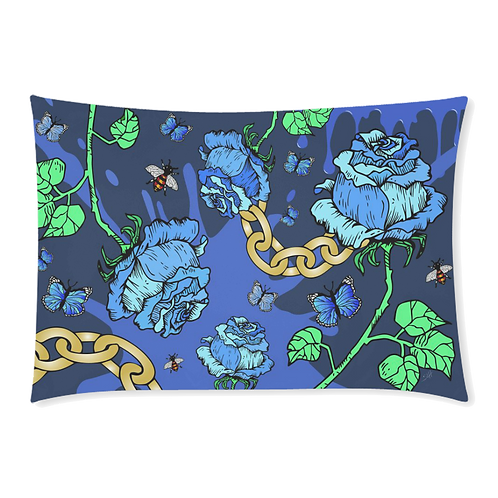 Rose & Chain Pillow Case