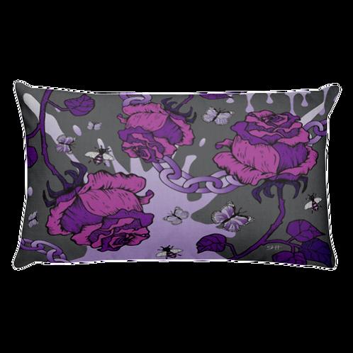 Purple Power Pillow