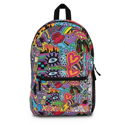 I Want It, I Need It Backpack (NEW!)