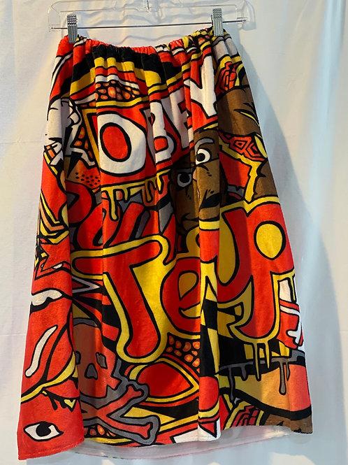 Maryland- Adult Towel Wrap