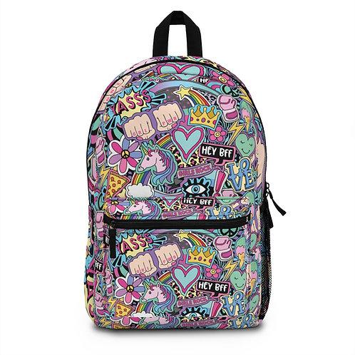 Girls Rock Backpack