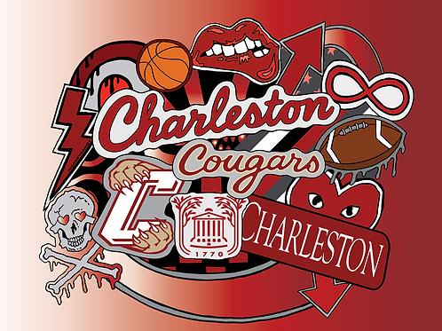 Charleston Pillow Case