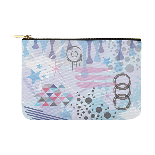 Abstract Pouch (NEW!)