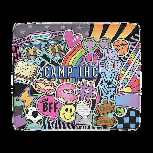Happy Camper Blanket