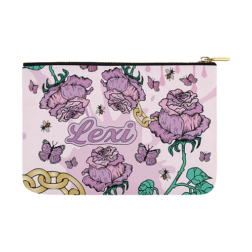Rose & Chain Pouch (NEW!)