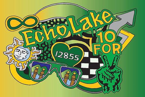 Echo Lake Blanket