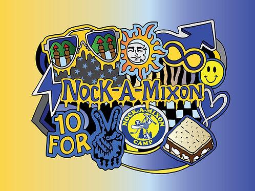 Nock-A-Mixon Towel