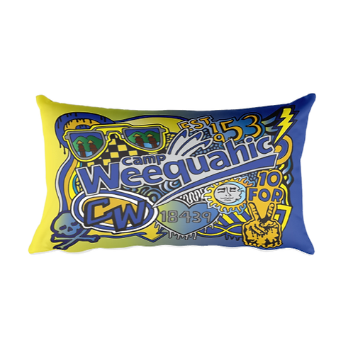 Weequahic Pillow