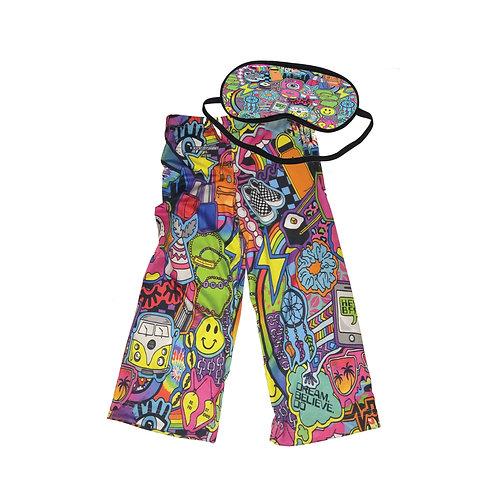 KBS x THEME Bundle (youth pajama pants & eye mask)