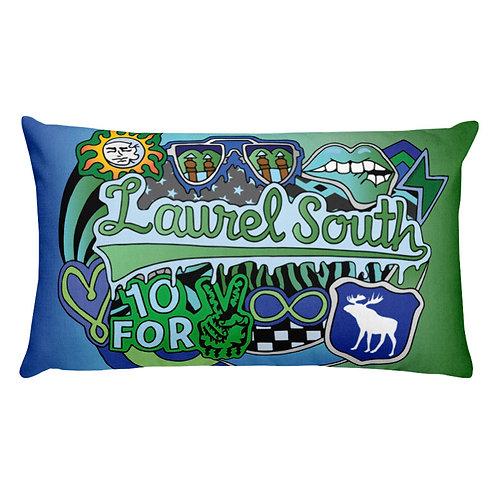 Laurel South Pillow