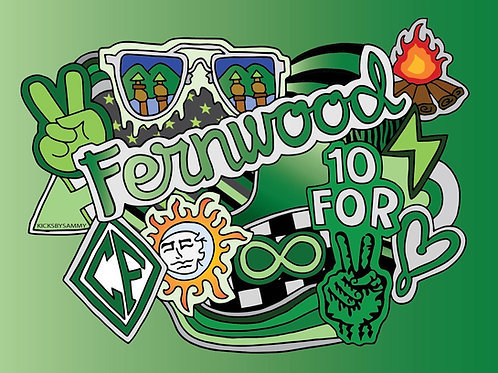 Fernwood Sleeping Bag