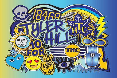 Tyler Hill Pillow Case