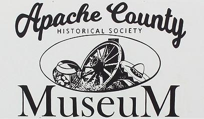 Museum logo by Elizabet Udall