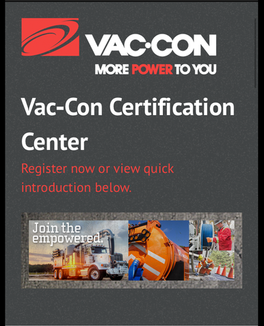VAC-CON - Education Portal
